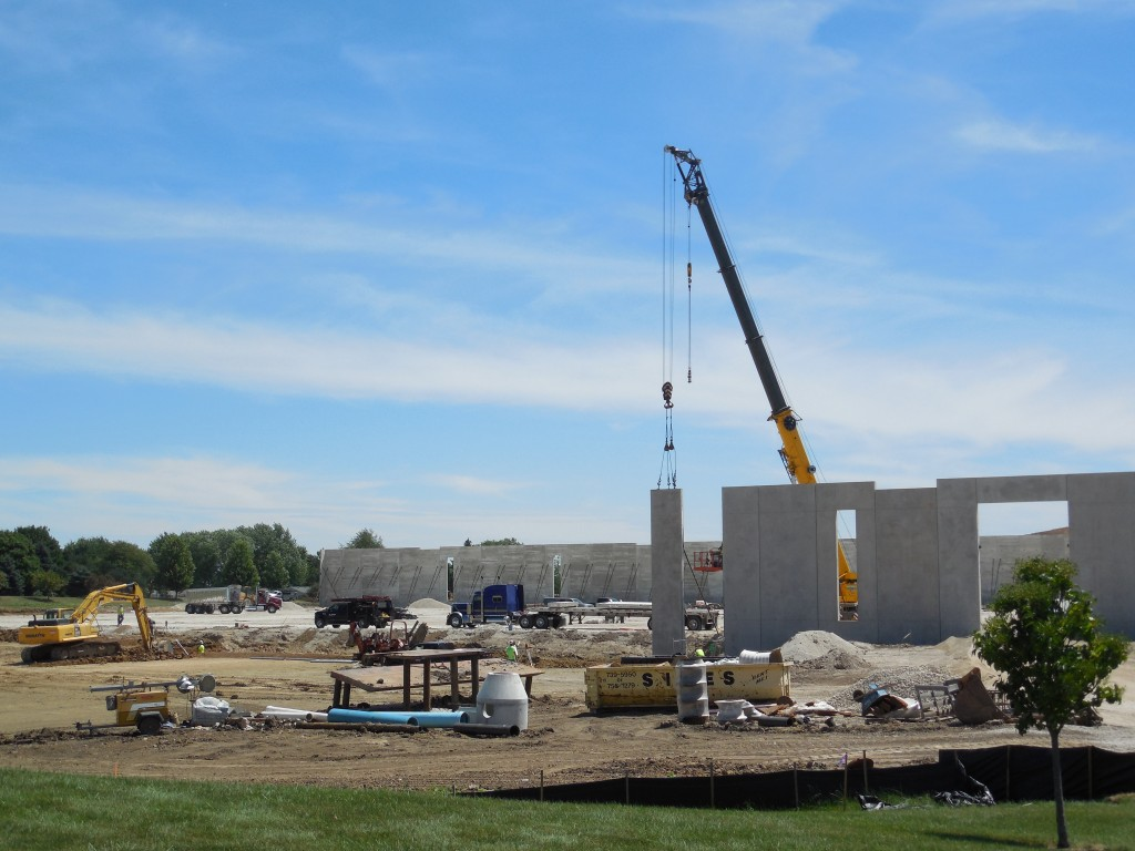 Ideal Industries New Facility Construction