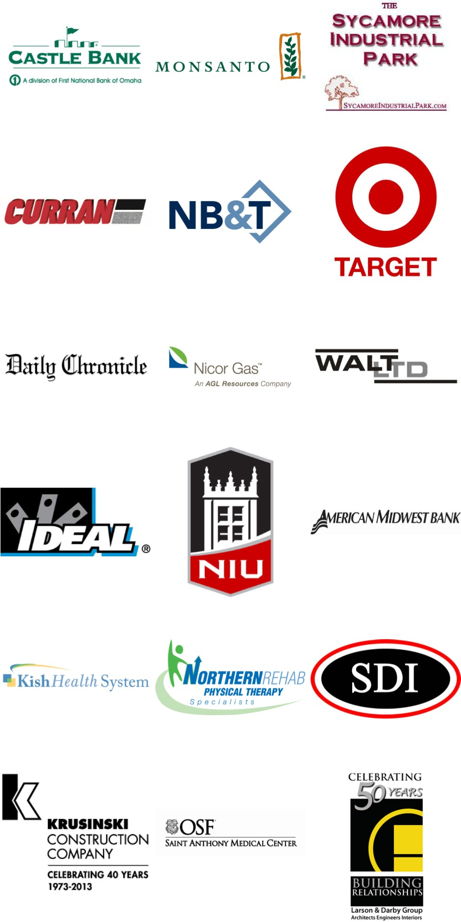 Events Sponsors